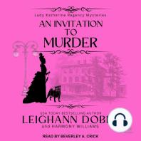 An Invitation To Murder