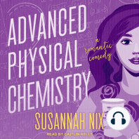 Advanced Physical Chemistry