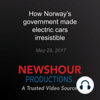 How Norway's government made electric cars irresistible
