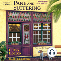 Pane and Suffering: Webb's Glass Shop Mysteries, Book 1