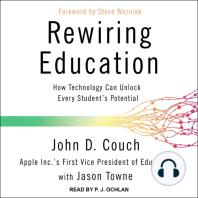 Rewiring Education