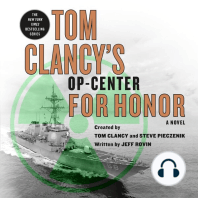 Tom Clancy's Op-Center: For Honor: A Novel
