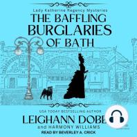 The Baffling Burglaries Of Bath
