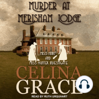 Murder at Merisham Lodge