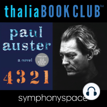 Paul Auster, 4, 3, 2, 1: Thalia Book Club