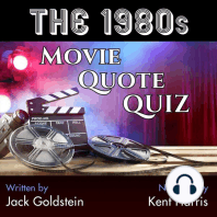 The 1980s Movie Quote Quiz: 120 Quotes to Test Your Knowledge!