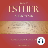 Book of Esther Audiobook