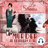 Murder at Feathers and Flair