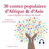 30 contes populaires d'Afrique et d'Asie