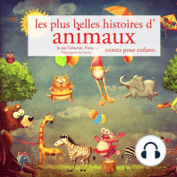 Les plus belles histoires d'animaux
