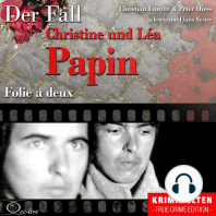 Folie a deux - Der Fall Christine und Léa Papin