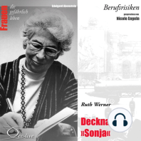 Deckname Sonja - Ruth Werner