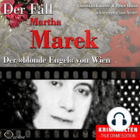 Der blonde Engel von Wien - Der Fall Martha Marek