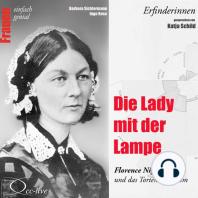 Die Lady mit der Lampe - Florence Nightingale und das Tortendiagramm