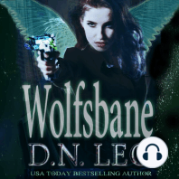 Wolfsbane - Dark Solar Trilogy - Book 2