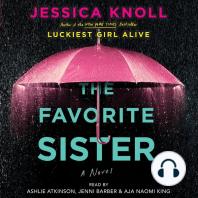 The Favorite Sister: A Novel