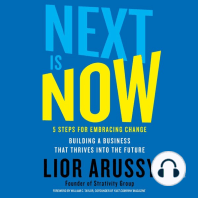 Next Is Now: 5 Steps for Embracing Change—Building a Business that Thrives into the Future