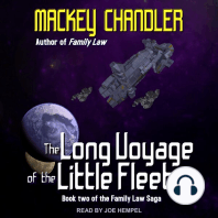 The Long Voyage of the Little Fleet