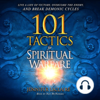 101 Tactics for Spiritual Warfare