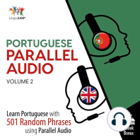 Portuguese Parallel Audio - Volume 2