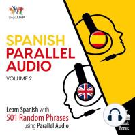 Spanish Parallel Audio