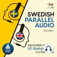 Swedish Parallel Audio
