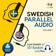 Swedish Parallel Audio