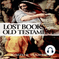 Lost Books of the Old Testament