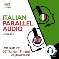 Italian Parallel Audio