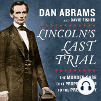 Lincoln's Last Trial