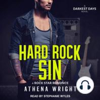 Hard Rock Sin: A Rock Star Romance: Darkest Days, Book 3