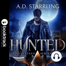 Hunted (Booktrack Edition): A Seventeen Series Novel