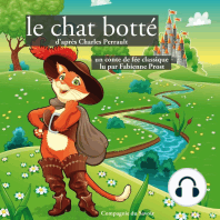 Le chat botté ou maître chat