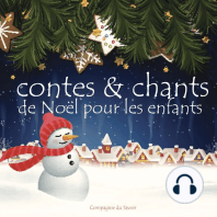 Contes et chants de Noël pour les petits