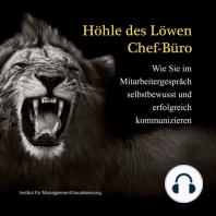 Höhle des Löwen Chef-Büro