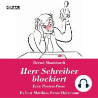 Herr Schreiber blockiert