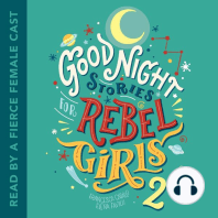 Good Night Stories for Rebel Girls 2: Good Night Stories for Rebel Girls, Book 2
