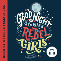 Good Night Stories for Rebel Girls: Good Night Stories for Rebel Girls, Book 1