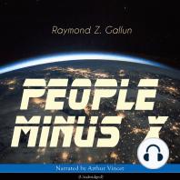 People Minus X