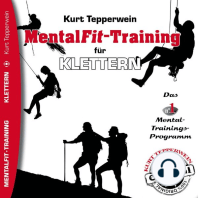 Mental-Fit-Training für Klettern