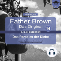 Father Brown 14 - Das Paradies der Diebe (Das Original)