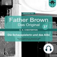 Father Brown 37 - Die Schauspielerin und das Alibi (Das Original)