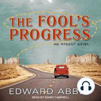 The Fool's Progress