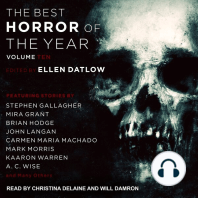 Best Horror of the Year Volume 10