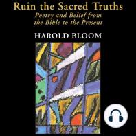 Ruin the Sacred Truths
