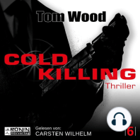 Cold Killing - Tesseract 6 (Ungekürzt)