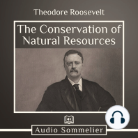 The Conservation of Natural Resources