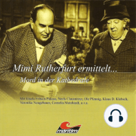 Mimi Rutherfurt, Mimi Rutherfurt ermittelt ..., Folge 5