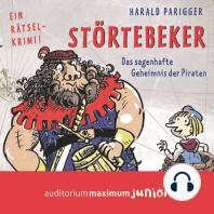 Störtebeker - Das sagenhafte Geheimnis der Piraten - Ein Rätselkrimi (Ungekürzt)