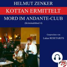 Kottan ermittelt: Mord im Andante-Club: Kriminalrätsel 4